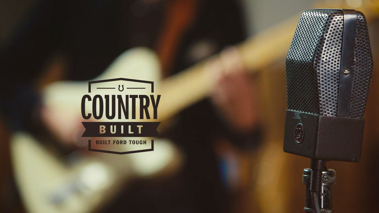 Ford Country Built – Cale Tyson – Somebody Save Me